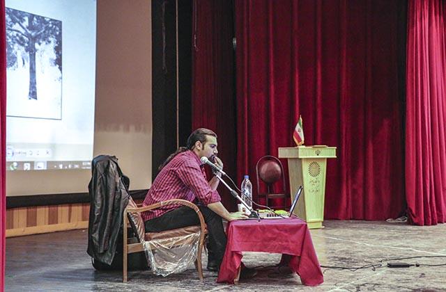 نشست تخصصی «عکاسی ایدهمحور» در «دومین جشنواره عکس کرسم» اوز برگزار شد